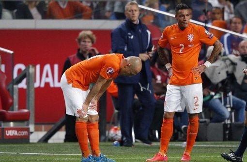 0:1 gegen Island – für Oranje wird's eng