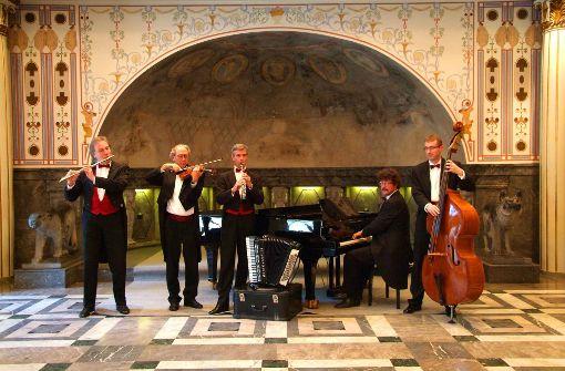 Salon-Konzert der Saloniker