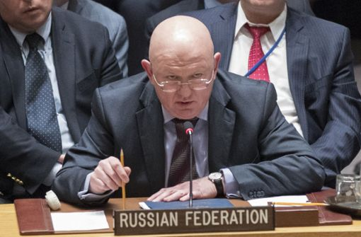 Russland kündigt Sanktionen gegen Großbritannien an