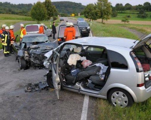 Ehepaar stirbt bei Unfall