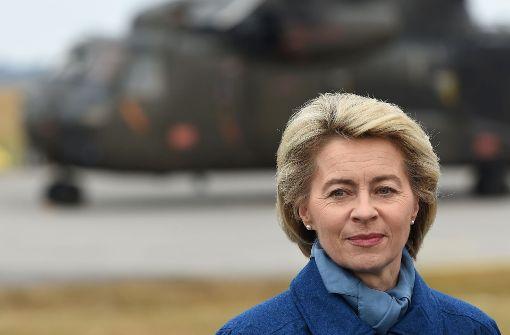 Deutschland: Verteidigungsministerin begibt sich auf Spuren von Franco A.