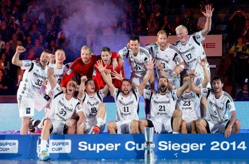 Supercup bleibt in Porsche-Arena