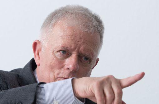 Feinstaub in Stuttgart: Anzeige gegen OB Fritz Kuhn