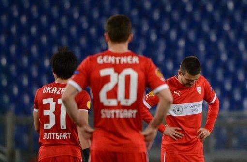 Der VfB verabschiedet sich aus Europa