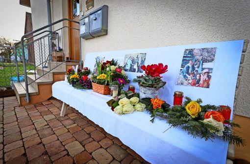 Ein Platz zum Trauern um Brigitte Weiler