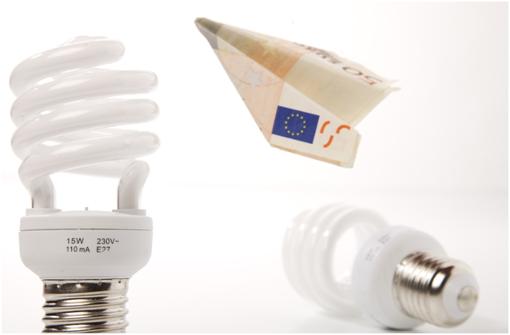 Energiesparen durch cleveres Auswählen von Lampen und Leuchten