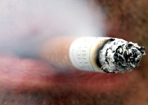 Keine Werbung mehr für Zigaretten Foto: dpa