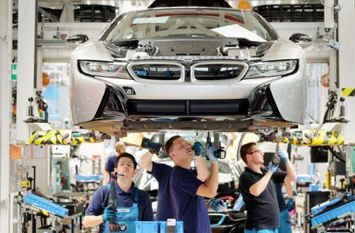BMW kippt seine Jahresprognose