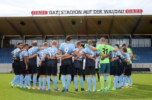 Stuttgarter Kickers gewinnen gegen Wormatia Worms