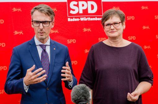 Landes-SPD treibt den Zoff auf die Spitze