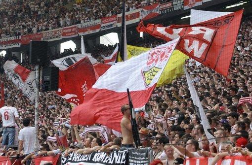 Das große VfB-Finale – im kleinsten Stadion