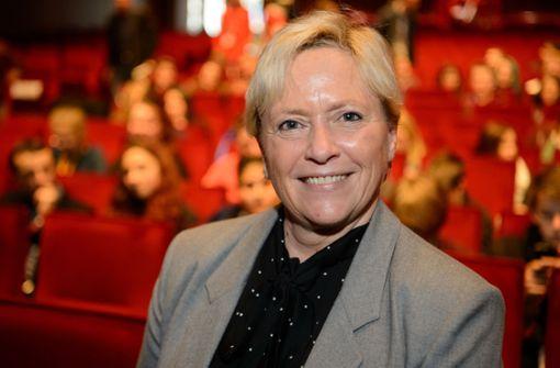 Kultusministerin Susanne Eisenmann (CDU) hat es sich zur Aufgabe gemacht, die Qualität der Bildung in Baden-Württemberg wieder zu erhöhen. Foto: dpa