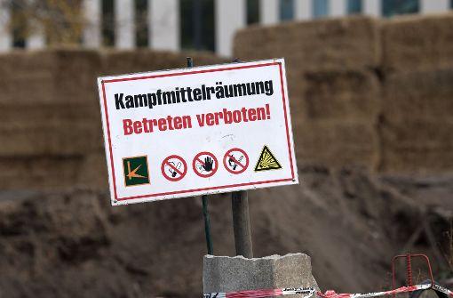 Evakuierung in Schönaich beginnt