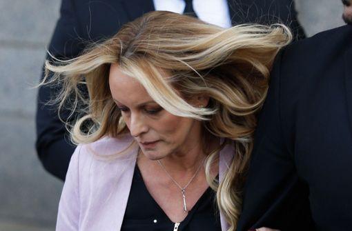 Stormy Daniels muss juristische Niederlage einstecken