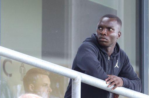 Chadrac Akolo verstärkt den VfB Stuttgart. Foto: Pressefoto Baumann