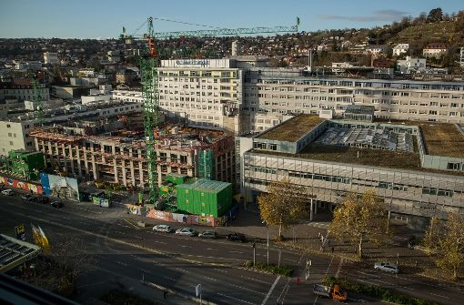 Klinikum wird  200 Millionen Euro teurer