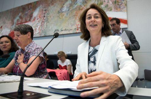 Generalsekretärin Barley wird Familienministerin