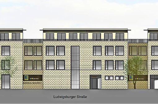 Ärzte- und Geschäftshaus geplant