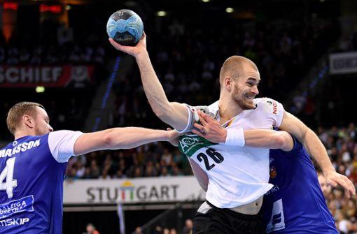 Die fünf Trümpfe der deutschen Handballer