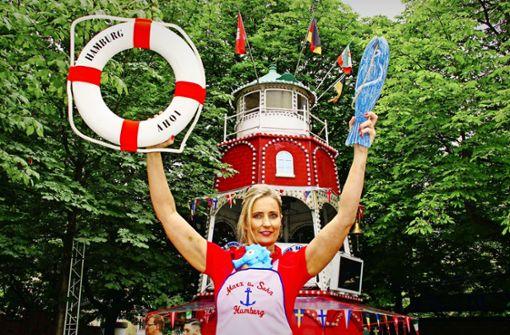 """""""Hamburg ahoi!"""" heißt es elf Tage lang auf dem Karlsplatz in Stuttgart. Foto: Fotoagentur Stuttgart"""