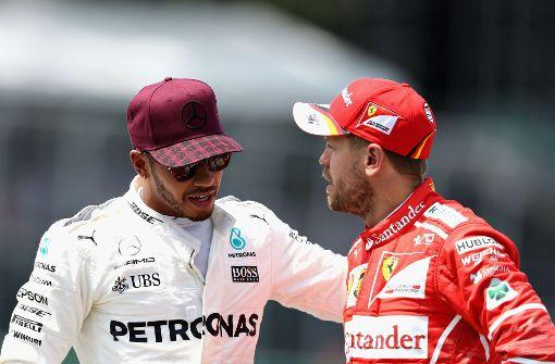 Das Kriegsbeil der Formel 1 ist ausgegraben