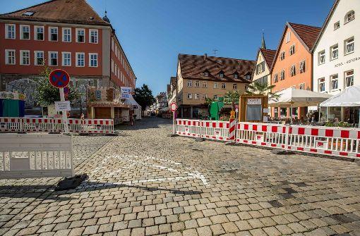 Das Straßenfest in Schorndorf wurde von schweren Krawallen überschattet. Die Polizei sucht Zeugen. Foto: 7aktuell.de/Simon Adomat