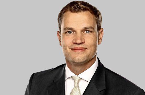 Der Stuttgarter Jurist Nikolas Hölscher ist u. a. Fachanwalt für Erb- und Familienrecht.  Foto: Privat