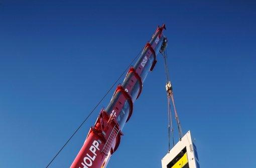 Die Scholpp Kran & Transport GmbH ist künftig wieder inhabergeführt. Foto: Gottfried Stoppel