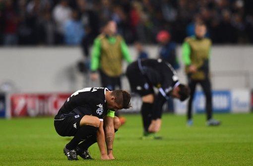 Deutsche Teams verlieren gegen Manchester