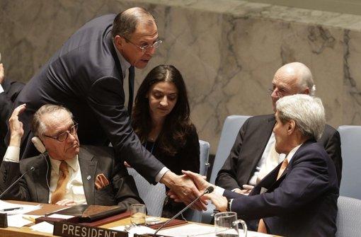 Friedensplan ohne Assad