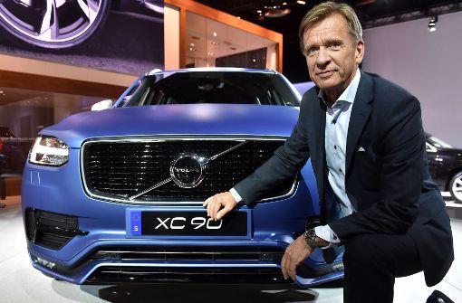 Volvo entwickelt keine neuen Dieselmotoren