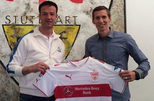 VfB holt Mittelfeld-Routinier