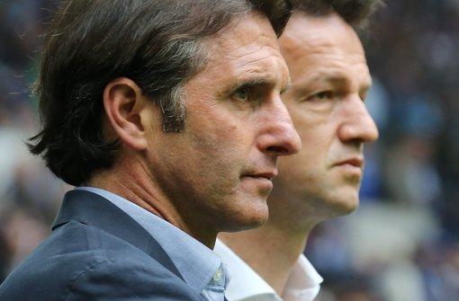 Ex-VfB-Stars fordern mehr Mut