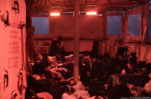 Italien bleibt hart: Seenotretter bereiten Fahrt nach Spanien vor