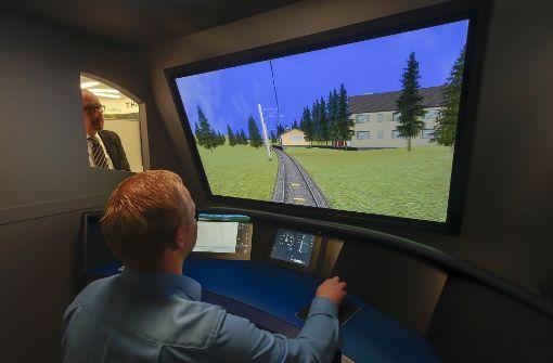 Test für neuen S-Bahn-Lotsen in  Region?