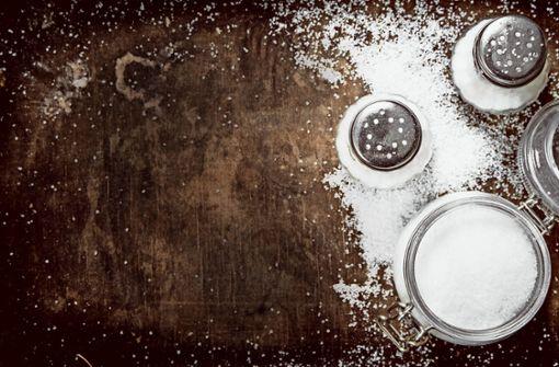 Wie ungesund ist Kochsalz wirklich?