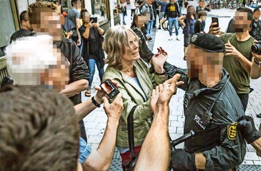 Das sagen Kommunal-Politiker über den Polizeieinsatz