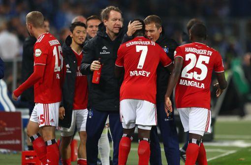 Erfolgreiches Debüt für Ex-VfB-Trainer Hannes Wolf