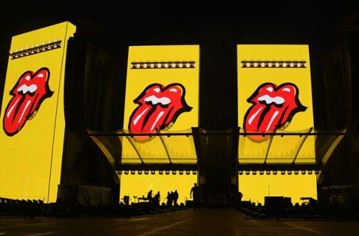 Wie kommt man an Rolling Stones-Karten?