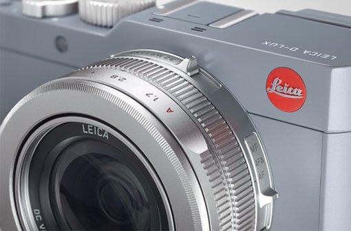 Die neue Leica D-Lux solid gray