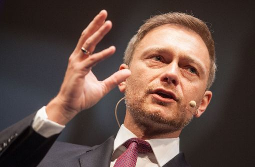 Triumph für Christian Lindner