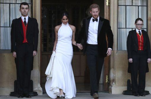 Meghan trägt den Ring von Prinzessin Diana