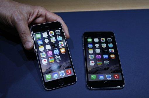 iPhone 6 bringt nächsten Milliardengewinn