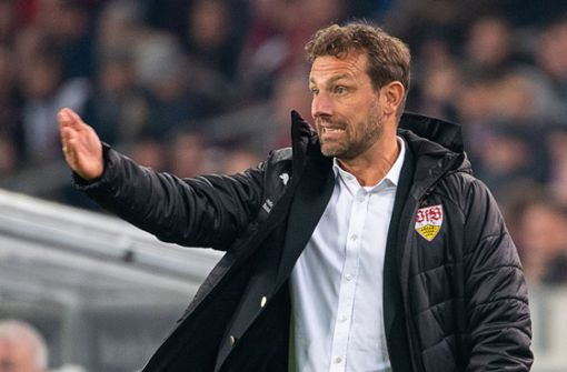 VfB verliert auch drittes Spiel unter Markus Weinzierl