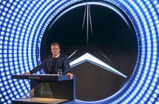 Trotz E-Autos wird  es bei Daimler mehr Arbeit geben