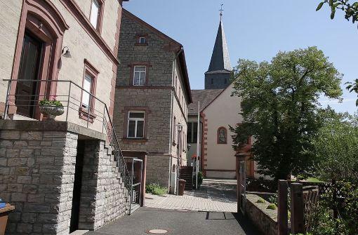 Gerchsheim liegt direkt an der Grenze zu Bayern, oder besser gesagt: Franken. Die Nähe hört man schon am fränkischen Dialekt. Foto: Hannes Opel