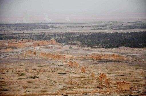 Palmyras Auferstehung aus Ruinen