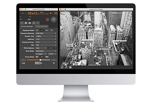 Neue Workflow Software für Ihre Leica