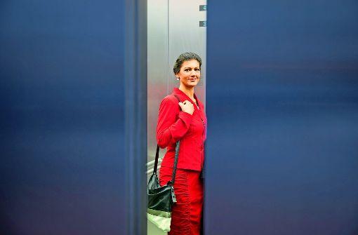 Sahra Wagenknecht auf Provokationskurs