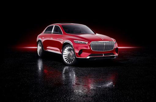 Mercedes kreuzt Limousine und SUV